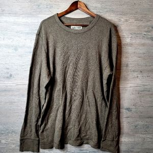 Eddie Bauer Thermal Knit Sweater. Perfect! Soft!